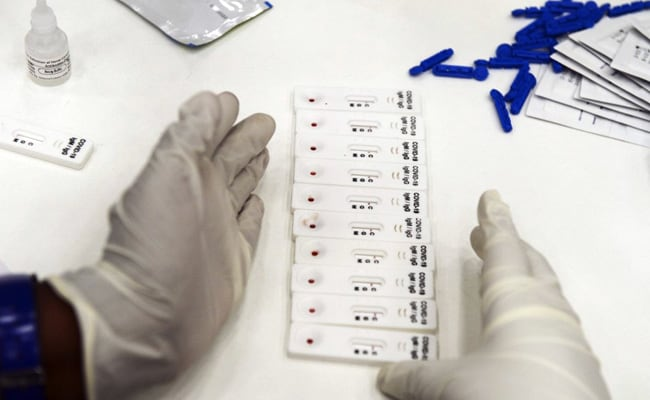India, Israel Conducting Trials For Rapid Testing That Detects COVID In 30 Seconds