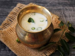 How To Make South Indian Drink - <i>Neer Mor</i> - At Home For Good Digestion