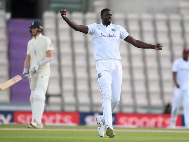England vs West Indies: West Indies Captain Jason Holder Says History Can Wait