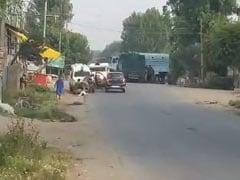 CRPF Jawan, Civilian Dead After Terrorists Attack Patrol Party In J&K