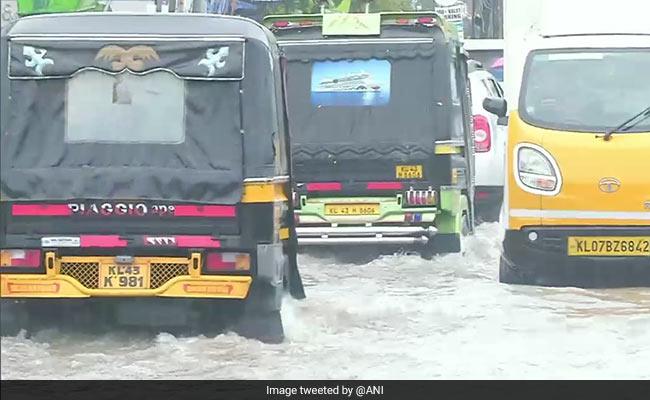 Kerala: Red Alert In Idukki, Heavy Rain Likely In Rest Of The State
