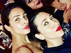Pic: The One With Kareena-Karisma Kapoor, Malaika-Amrita Arora And Their Pouts