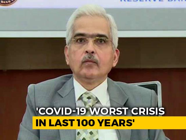 Video : Economic Growth Top Priority, Says RBI Governor Shaktikanta Das