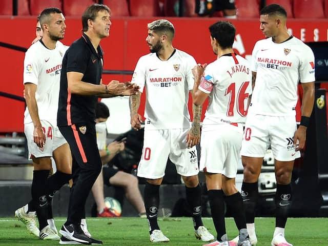 La Liga: Sevilla On The Cusp Of Champions League Qualification After Mallorca Win
