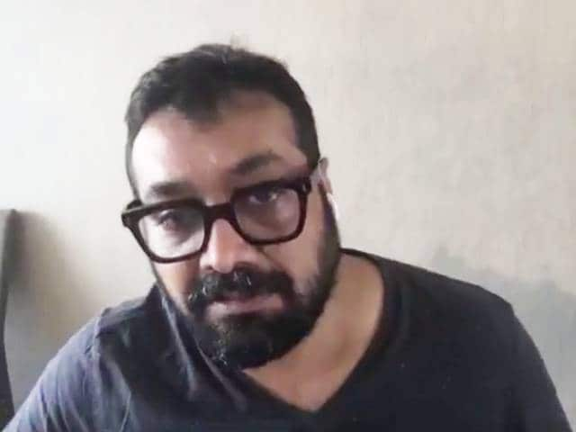 Video : Anurag Kashyap: My Brother And I Don't Agree With Each Other's Politics