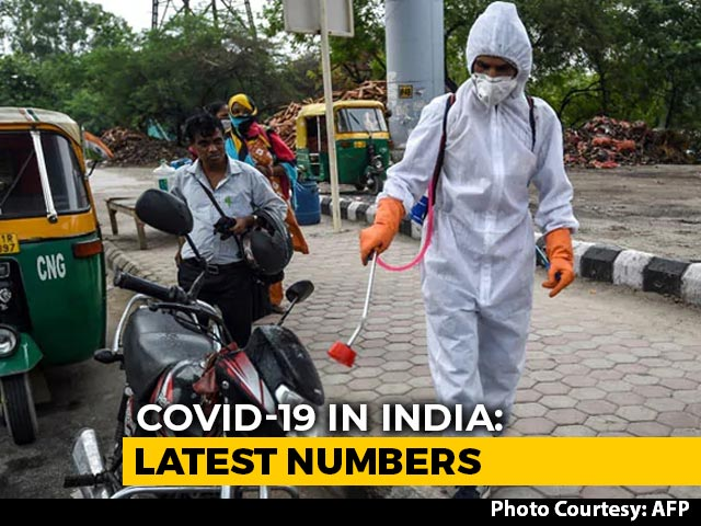 Video : 507 Coronavirus Deaths In India In 24 Hours, Biggest Jump So Far