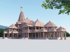 Ram Temple Will Withstand Natural Calamities For 1000 Years: Trust Member