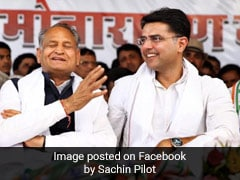 After 3-Day Silence, Ashok Gehlot, Sachin Pilot Face-to-Face Today