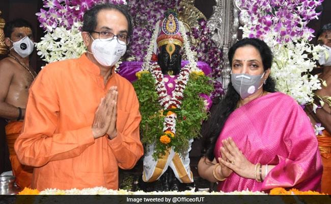 Uddhav Thackeray Drives To Pilgrim Town Pandharpur, Prays For 'Miracle' Amid Pandemic