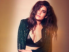 "<I>Khatron Ke Khiladi 10</i> Winner Actress Karishma Tanna Reveals Biggest Fear: ""Out Of Sight, Out Of Mind"""