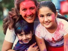 """Mommy So Young I Almost Forgot Her"": Sara Ali Khan, Ibrahim, Amrita Singh In Cutest Throwback"