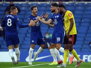 Premier League: Chelsea Bounce Back By Outclassing Watford At Stamford Bridge