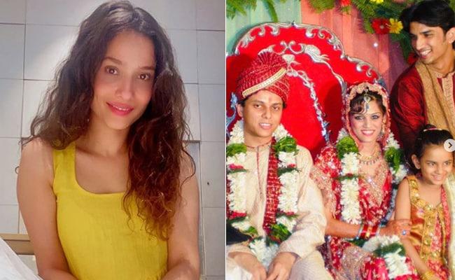 सुशांत की बहन ने पोस्ट शेयर कर कहा 'काश मैं उसे हर चीज से बचा पाती', अंकिता लोखंडे का यूं आया रिएक्शन
