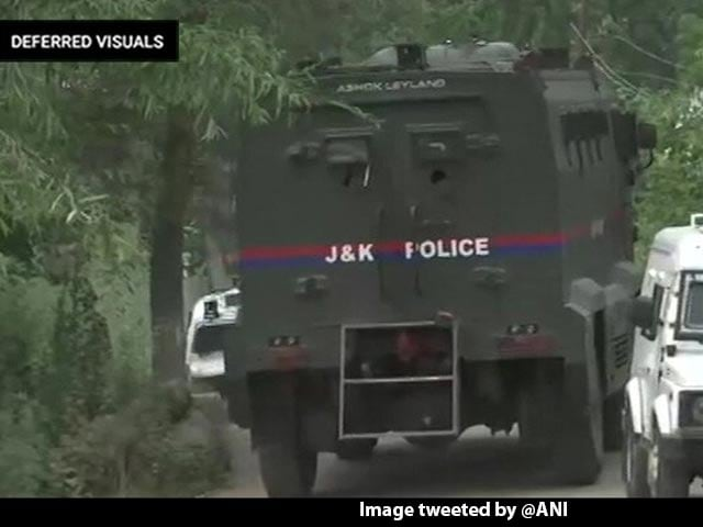 Video : 2 Terrorists Killed In Encounter With Security Forces Near Srinagar