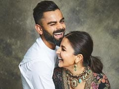 """Anushka Sharma Is Being """"Spoiled"""" By The Sweet Treats Husband Virat Kohli Baked For Her"""
