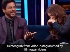 शाहरुख खान की कौन-सी चीज चुराना चाहोगी? Anushka Sharma के जवाब ने उड़ाए होश- देखें Video