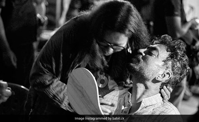 'Wish I Could Fit In Your Shoes,' Writes Irrfan Khan's Son Babil. See Million-Dollar Pic
