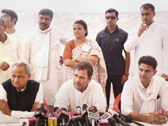 Sachin Pilot Talking To BJP, No Contact With Gandhis: Congress Sources