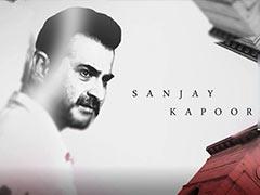 'द गोन गेम' का पहला लुक हुआ रिलीज, संजय कपूर मुख्य किरदार में आएंगे नजर