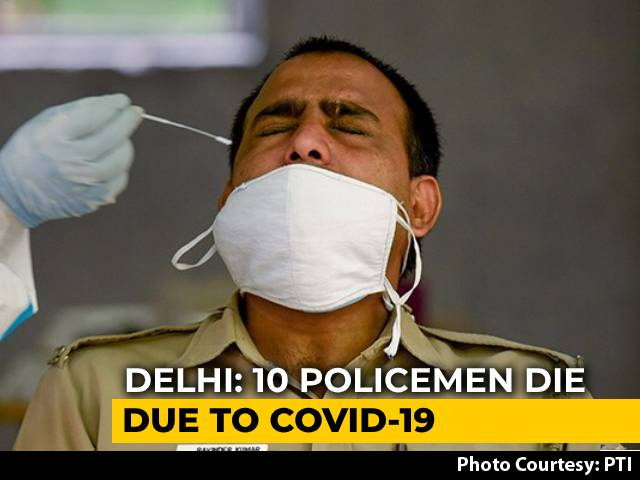 Video : 8-12 Hour Containment Zone Shifts For Delhi Cops As COVID-19 Deaths Rise