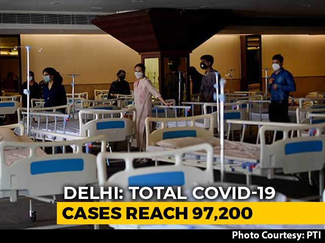 Video: Delhi's COVID-19 Positivity Rate Declines, Recovery Rate Crosses 70%
