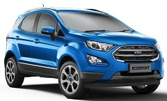 Ford EcoSport Subcompact SUV Gets A Price Hike Of Rs. 1,500