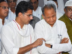 Rajasthan Political Crisis Live Updates: At Congress Meet, Sachin Pilot-Ashok Gehlot Exchange Smiles, Handshakes
