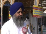 Video : For Sikh, 'Sewa' Is The Feeling Of Love For The Humanity: Giani Ranjit Singh Of Gurdwara Bangla Sahib