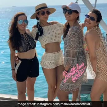 Malaika Arora's Super Chic Travel Style Is Giving Us A Case Of Wanderlust