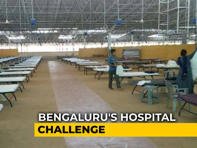 Video : Bengaluru's Hospital Challenge - Residents Say Hard To Get Beds