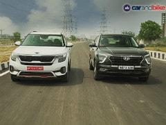 2020 Hyundai Creta vs Kia Seltos: Comparison Review