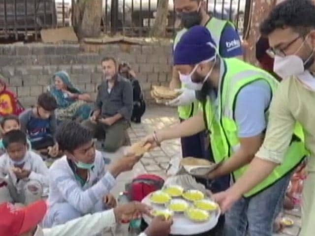 Video: United Sikhs' Service To Humanity During The Coronavirus Pandemic