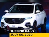 Video : Honda City Launch, MG Hector Plus Bookings, Hyundai Tucson Facelift