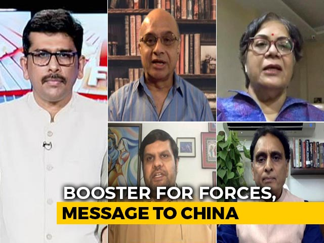 Video : PM's Ladakh Visit Strong Message To China. What Should Be India's Future Strategy?