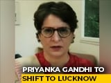 Video : Priyanka Gandhi's Lucknow Plan Revealed After Notice To Vacate Bungalow