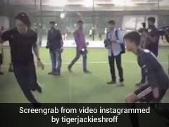 जब Tiger Shroff ने फुटबॉल मैच में किये गोल पर गोल, 18 लाख से भी ज्यादा बार देखा गया Video