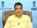 "Video : ""Should Not Connect <i>Atma Nirbhar</i> India With China: Nitin Gadkari"