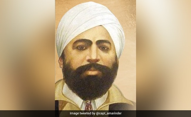 Tribute To Freedom Fighter Udham Singh On His Death Anniversary