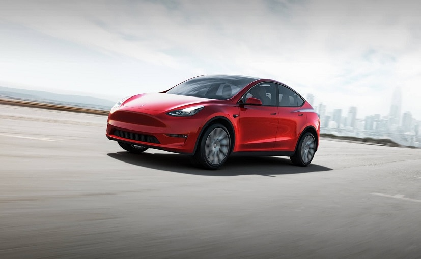 Tesla has been building new car manufacturing capacity in Shanghai to make its Model Y SUVs