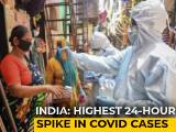 Video : Coronavirus Cases Over 7 Lakh, Government Says India Still Better Off