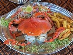 Missing Seafood? Make Butter Pepper Garlic Crab - Recipe By Gajalee Restaurant, Mumbai