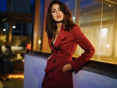 """Enough Is Enough"": Rhea Chakraborty Reveals She's Received Rape And Death Threats"