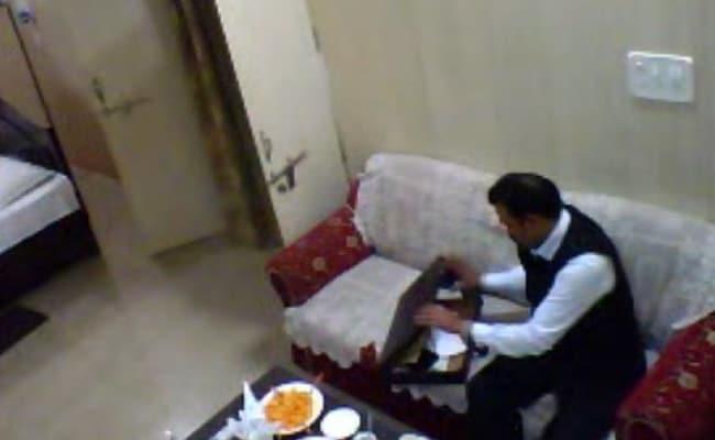 Madhya Pradesh Transport Commissioner Transferred Over Viral 'Envelope' Video
