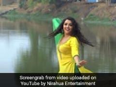 Bhojpuri Song: आम्रपाली दुबे के भोजपुरी सॉन्ग ने फिर मचाया धमाल, बार-बार देखा जा रहा Video