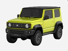 Xiaomi Introduces Suzuki Jimny 1:16 RC Scale Model In China