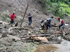 Nepal Rain, Landslides Kill 60 People, 41 Are Missing