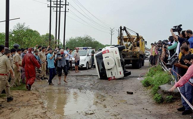 Panel Probing Cop Ambush, Vikas Dubey's Encounter Visits UP Village