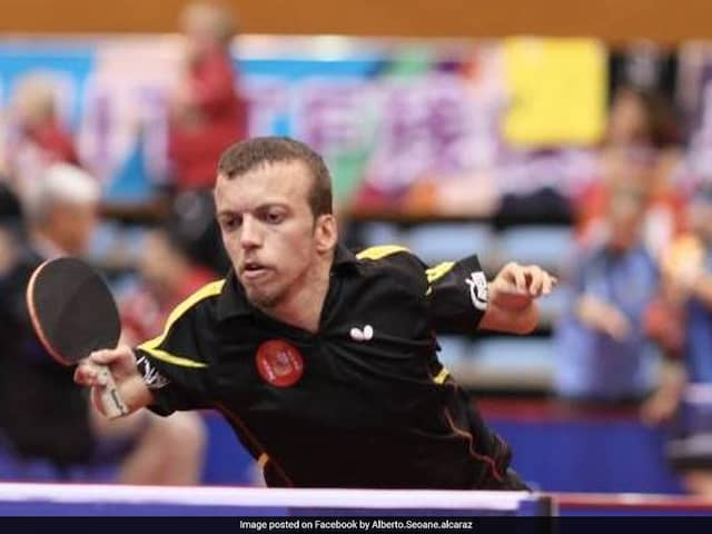 Watch: Spanish Paralympians Table Tennis Skills Will Give You Goosebumps