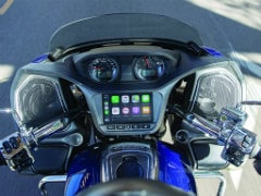 Indian Motorcycle Announces Apple CarPlay Integration