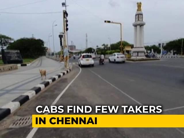 Video: Chennai Cab Drivers Battling Financial Distress Amid Pandemic